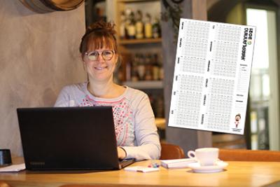Maak jouw ondernemersplannen voor 2021 iDees online met poster